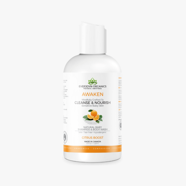 Organic Shampoo and Body Wash